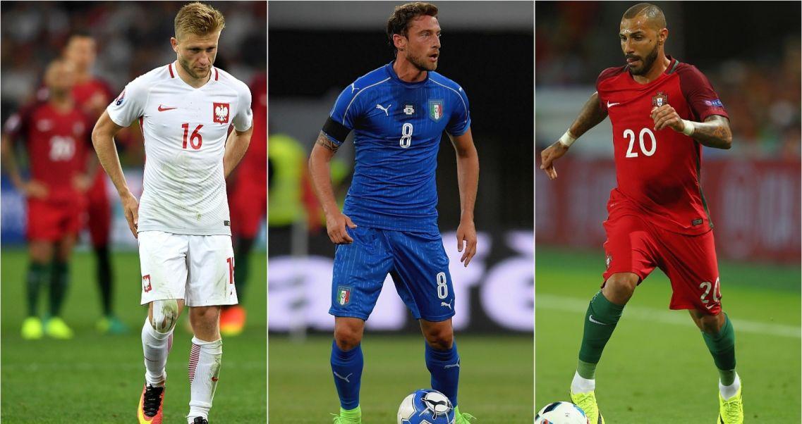 fe9f0a4fd Od lewej: Jakub Błaszczykowski, Claudio Marchisio i Ricardo Quaresma (fot.  Getty)