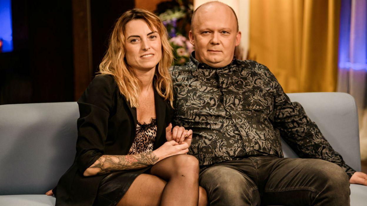Jakub i Anna tworzą zgodną parę (fot. TVP)