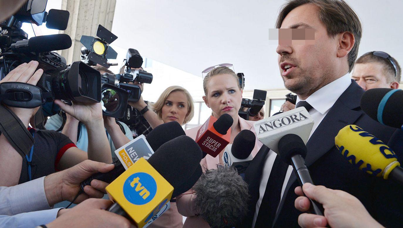 Zarzuty dla Tomasza K. wiążą się z jego działalnością w Europejskim Centrum Wsparcia Społecznego Helper (fot. arch.PAP/Jacek Turczyk)