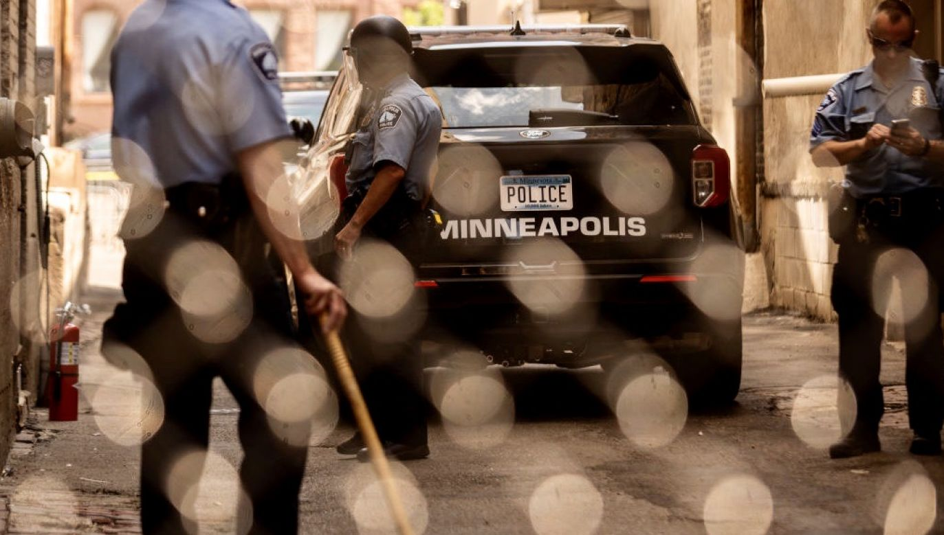 Radni chcieli likwidacji policji (fot. Stephen Maturen/Getty Images)