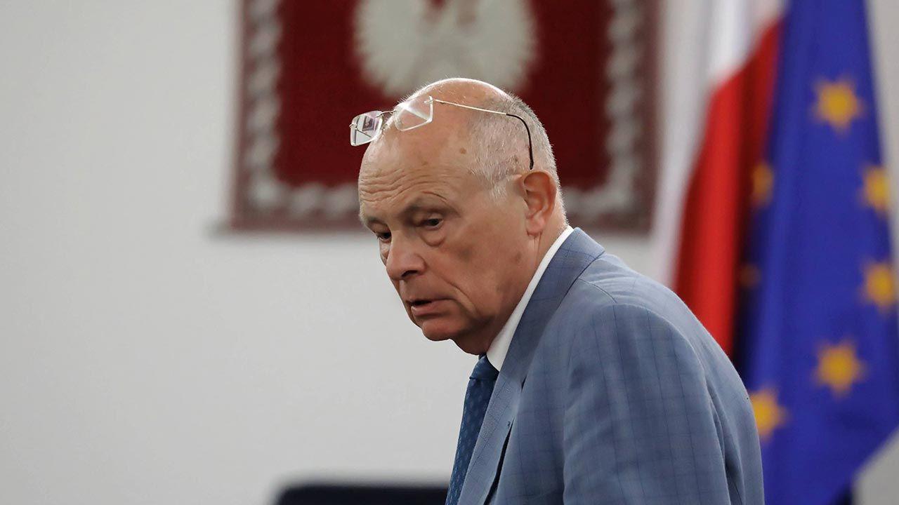 Sejm przyjął, Senat odrzucił. Nici z noweli o podwyżkach (fot. PAP/Tomasz Gzell)