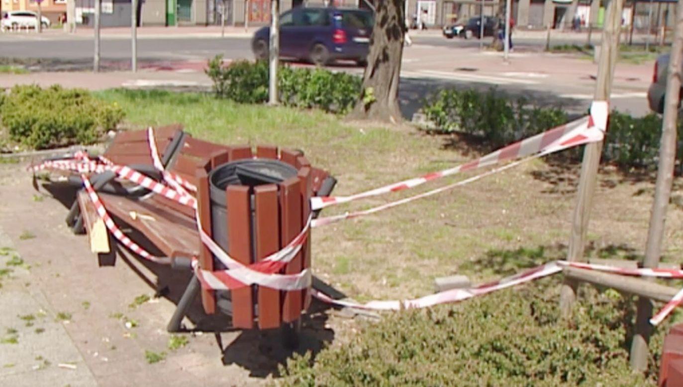 Nikomu nic się nie stało (fot.TVP Info)