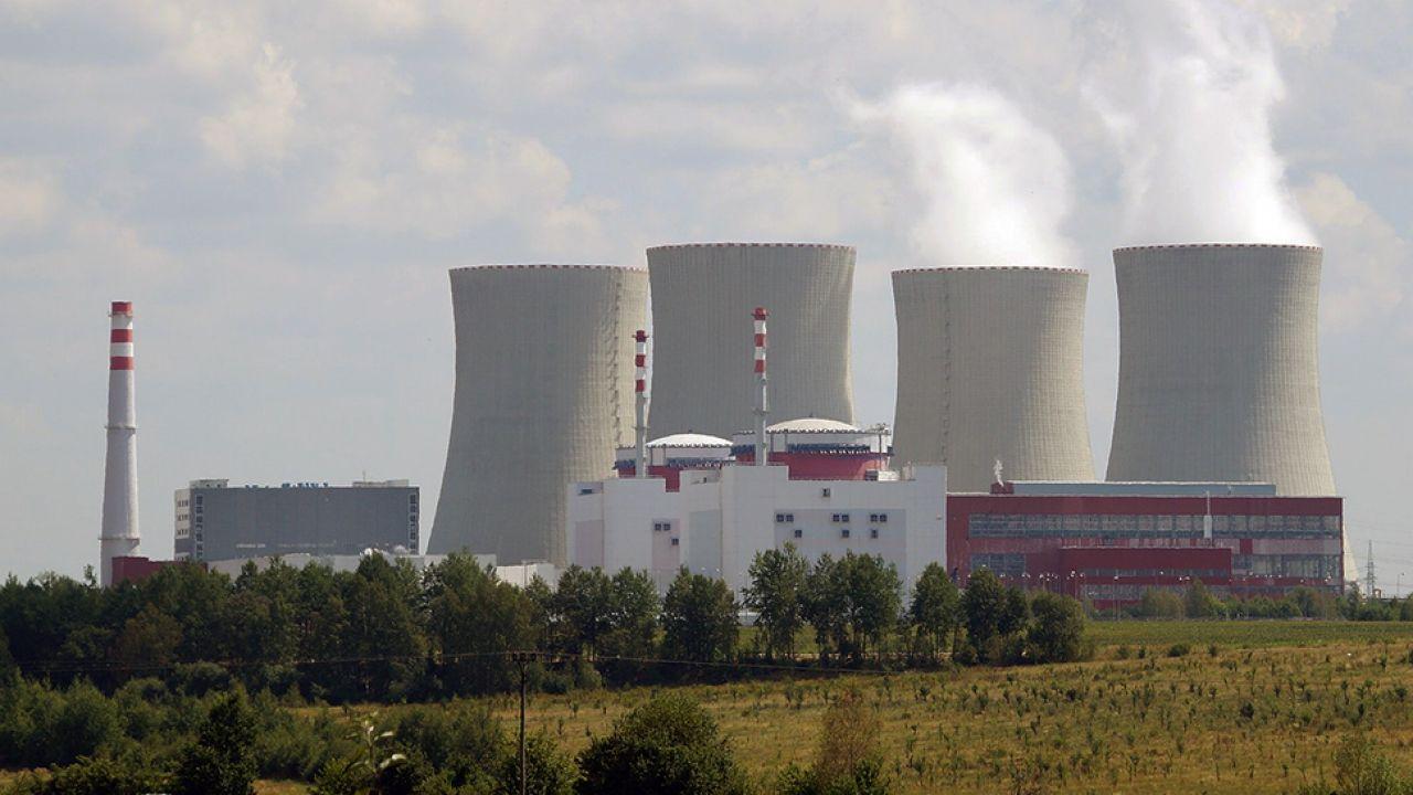 Elektrownia jądrowa (fot. Pixabay/ivabalk)