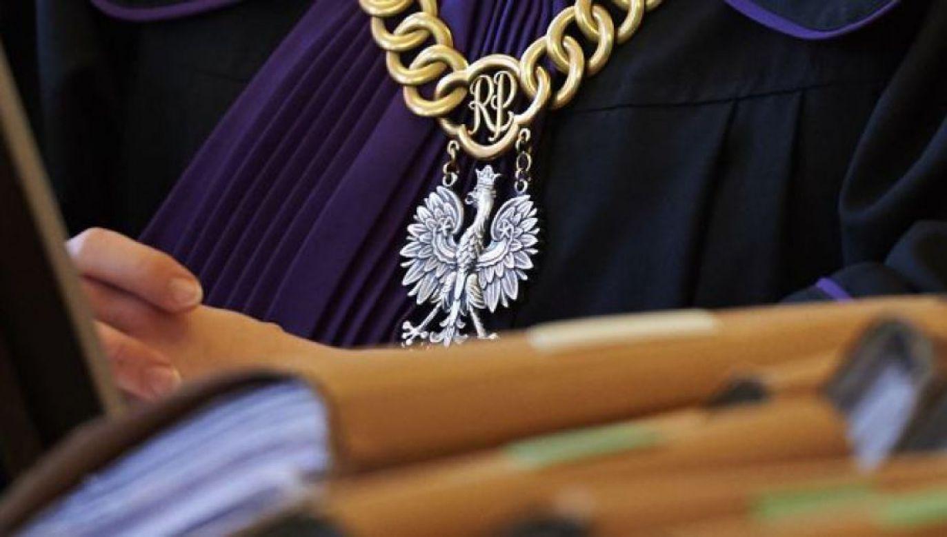 Krakowski sąd podjął osobliwą decyzję (fot. tvp.info/Sochacki)