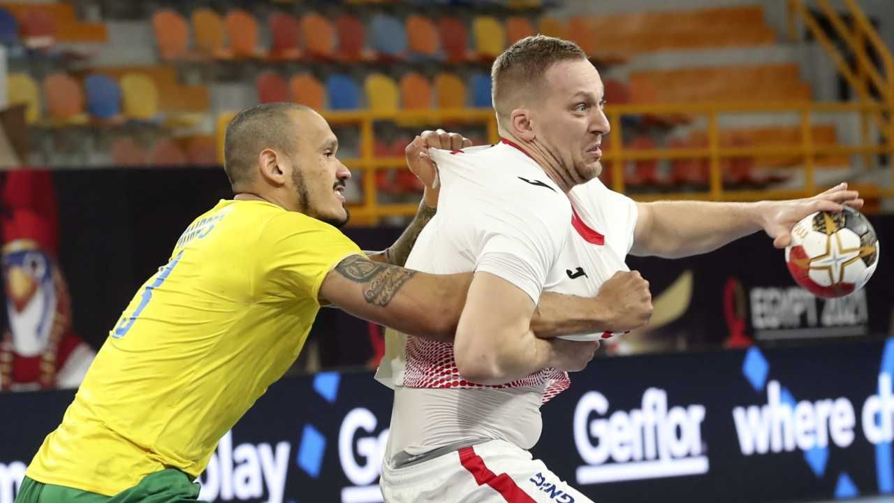 Polska awansowała do kolejnej rundy (fot. PAP/EPA/Khaled Elfiqi / POOL)
