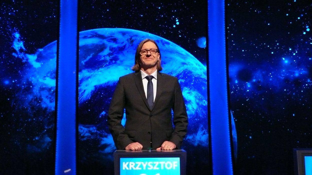 Krzysztof Suter - zwycięzca 16 odcinka 114 edycji