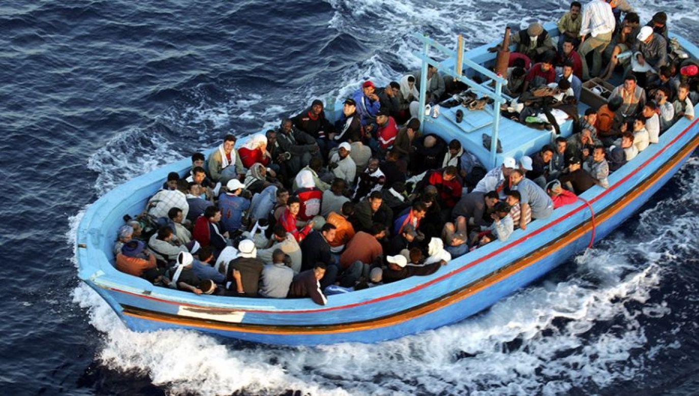 ONZ żąda, by Włochy przyjęły statek z migrantami (fot. zdjęcie ilustracyjne/ Marco Di Lauro/Getty Images)