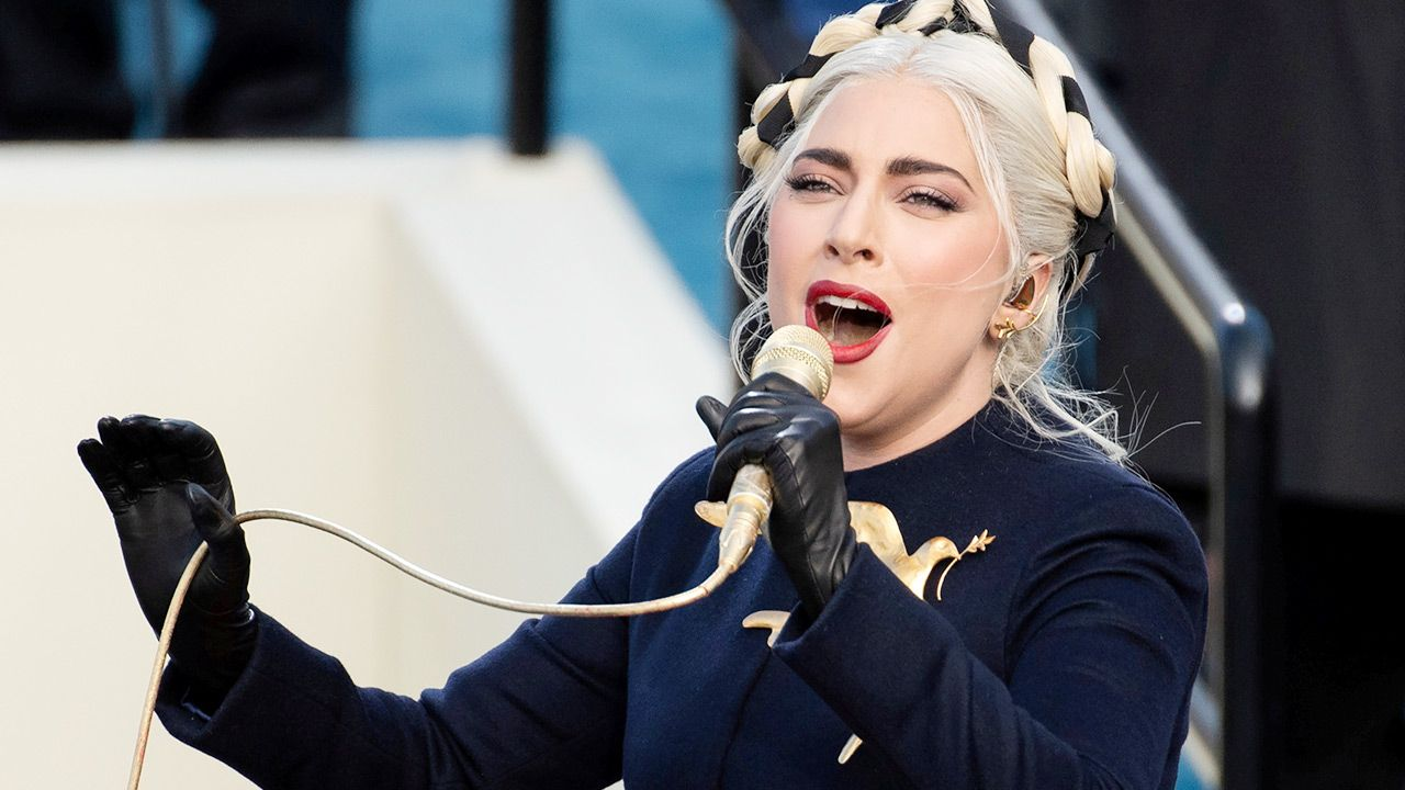 Piosenkarka i aktorka Lady Gaga (fot. REUTERS/File Photo)