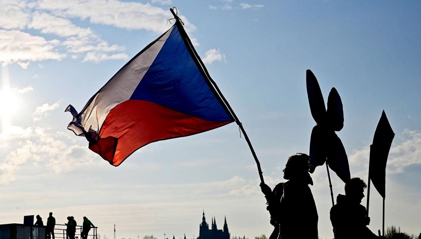 Czechy rozważają dalsze kroki wobec Rosji (fot. CTK Photo/Vit Simanek)