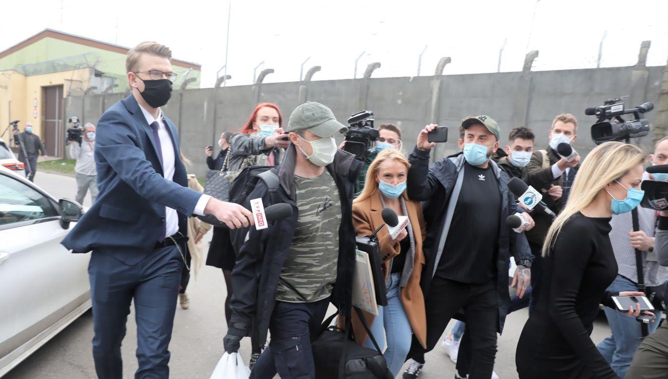 Sławomirowi Nowakowi prokuratura zarzuca przestępstwa korupcyjne (fot. PAP/T.Gzell)