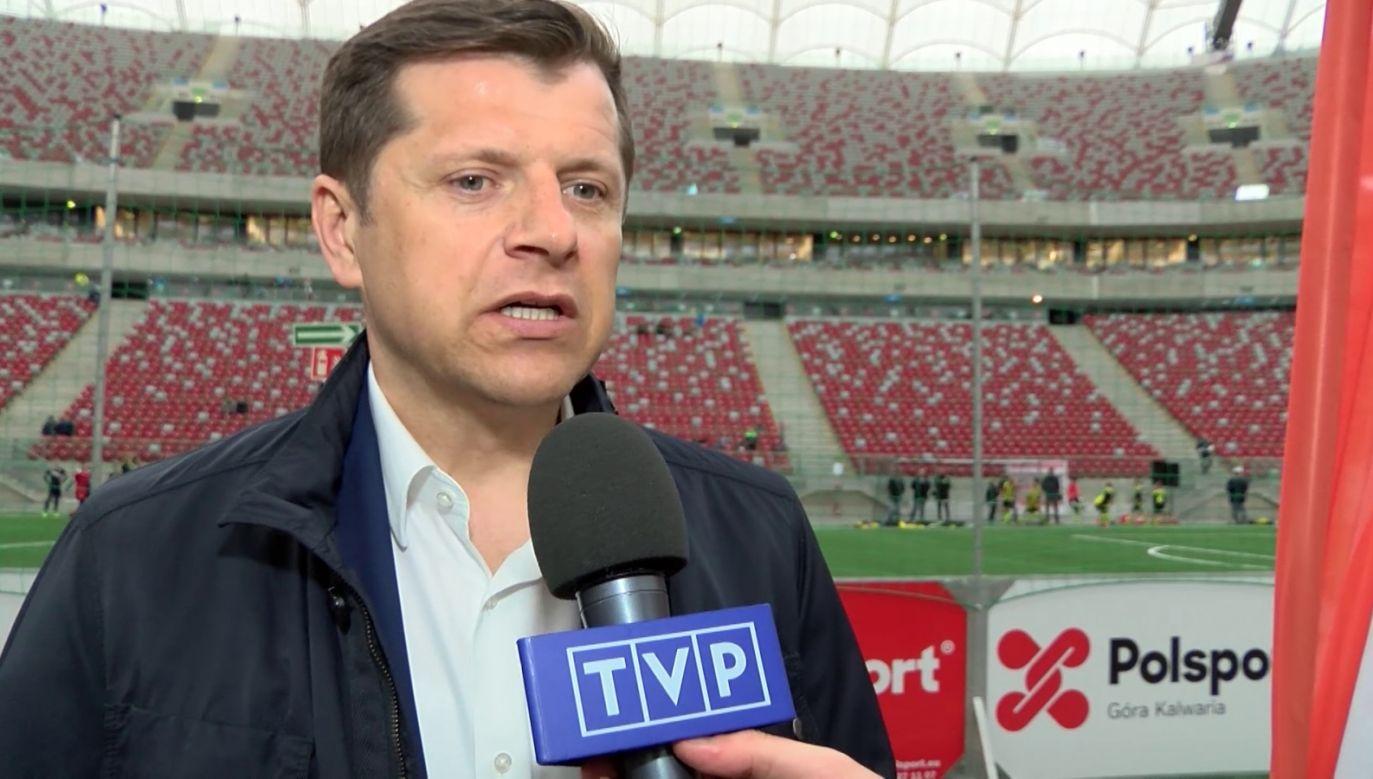 Cezary Kucharski (fot. TVP)