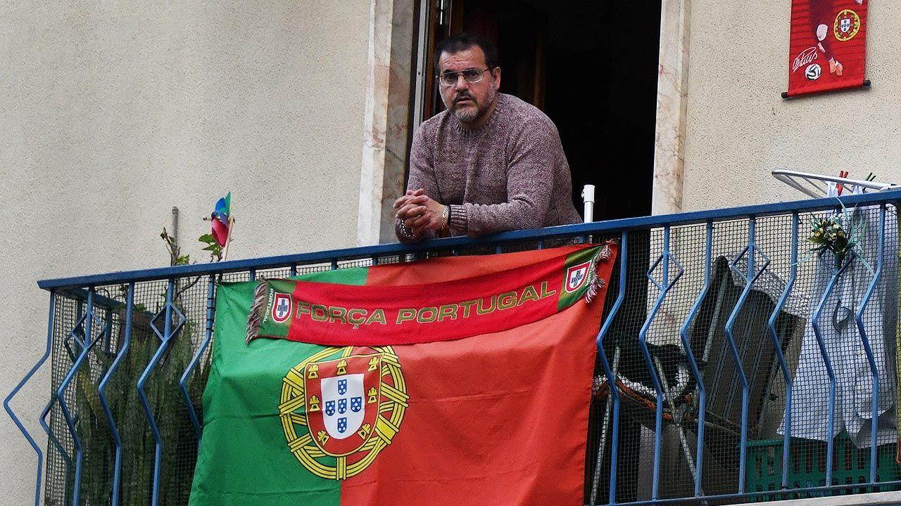 Stan wyjątkowy w Portugalii może zostać ponownie przedłużony do 7 stycznia 2021 roku (fot. Jorge Mantilla/NurPhoto via Getty Images)