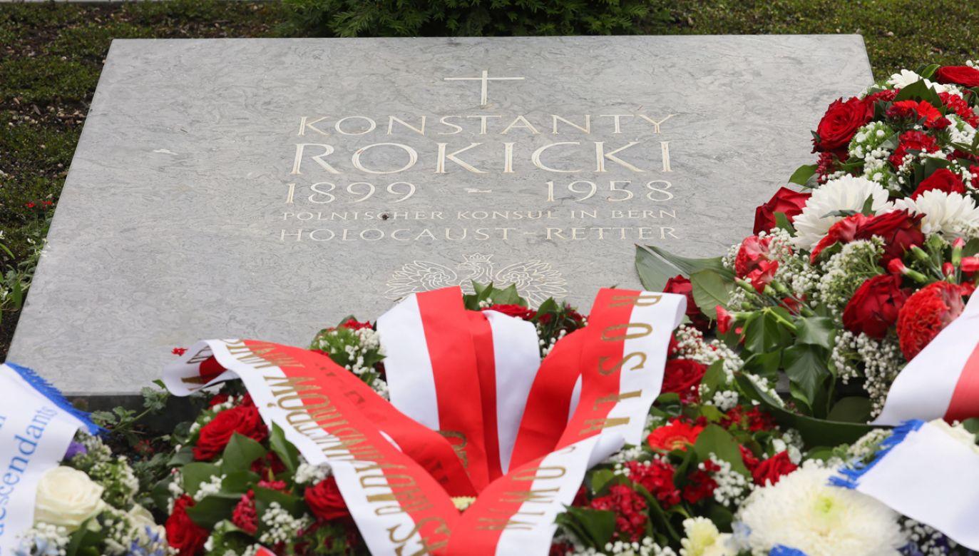 Polski dyplomata ratował Żydów w czasie drugiej wojny światowej (fot. PAP/Paweł Supernak)