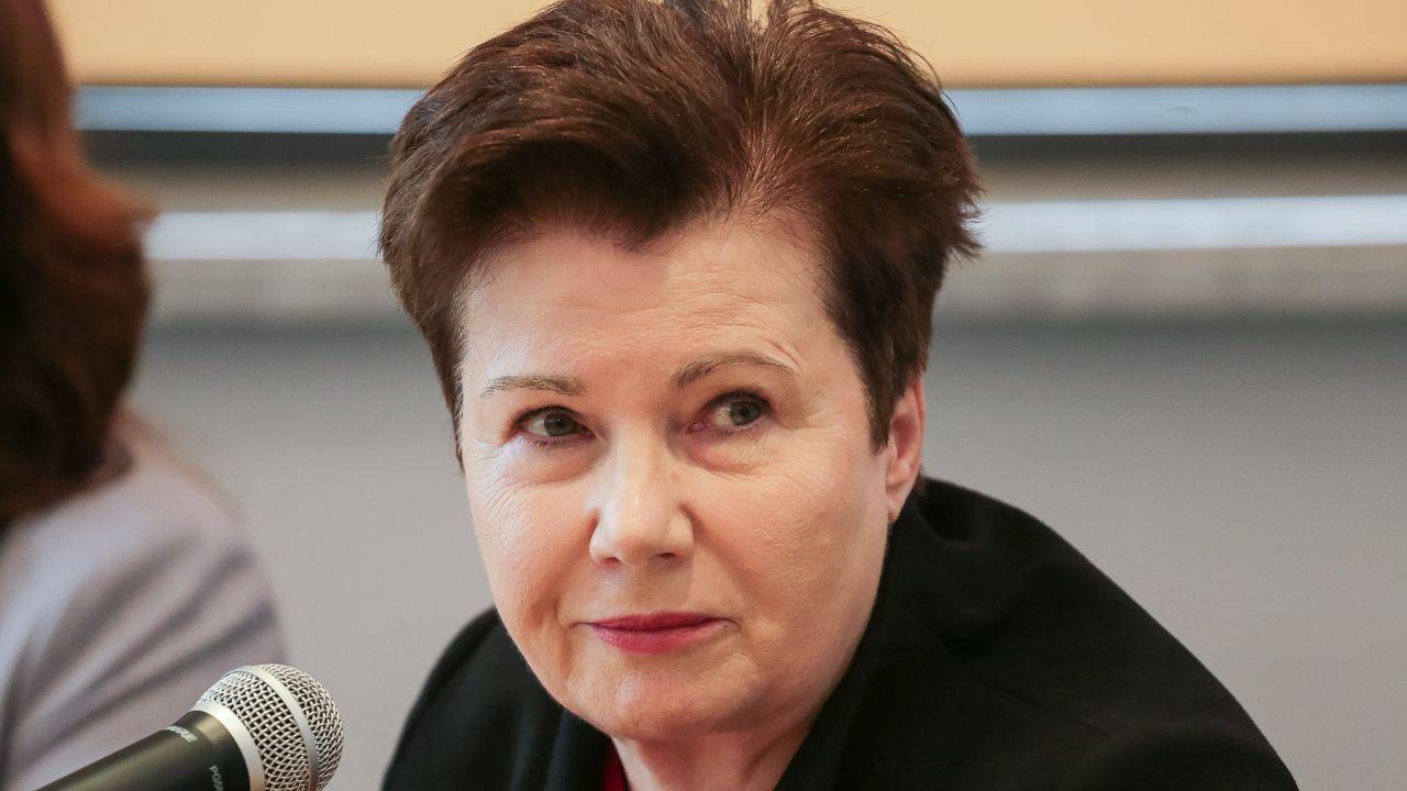 Hanna Gronkiewicz-Waltz szczerze. Co na to Borys Budka? (fot. Mateusz Wlodarczyk/NurPhoto via Getty Images)