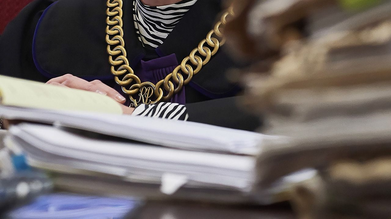 Badanie Kantara na zlecenie Instytutu Wymiaru Sprawiedliwości (fot. PAP/Adam Warżawa, zdjęcie ilustracyjne)
