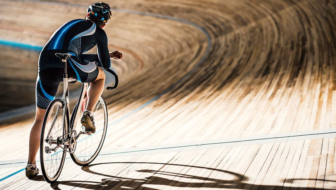 Marek Skórski został wicemistrzem Polski w kolarstwie torowym (fot. Shutterstock)