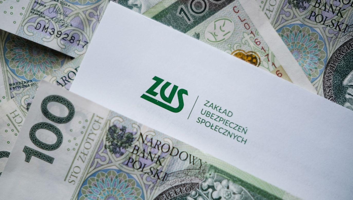 Składki ZUS doczekały sięzmian (fot. Shutterstock/Grabowski Foto)