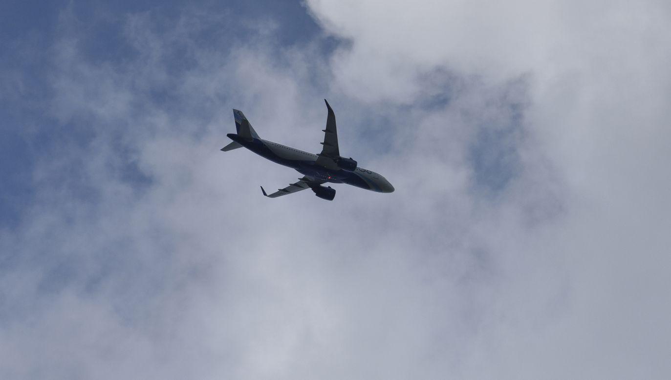 Straty europejskich linii lotniczych za I półrocze liczone są w miliardach (fot. Sanjeev Verma/Hindustan Times via Getty Images)