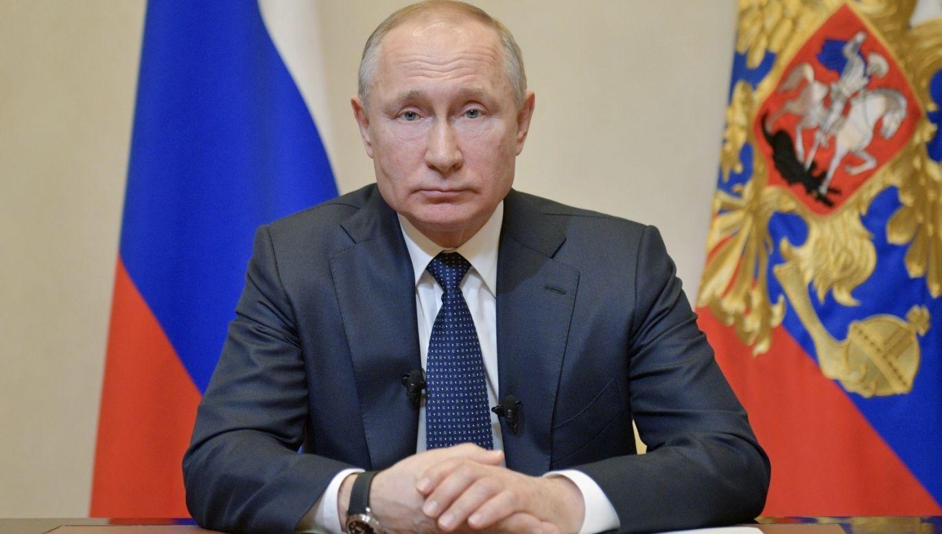 – Kryzys jest wykorzystywany przez Rosję – ocenił szef polskiego MSZ  (fot. PAP/EPA/ALEXEI DRUZHININ/SPUTNIK/KREMLIN POOL)