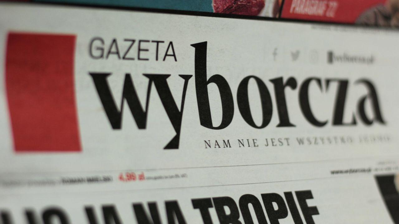 """W jednej z publikacji """"GW"""" R4S i Hofmana oskarżono o """"praktyki bliższe mafii"""" (fot. Shutterstock/Anna Gawlik)"""