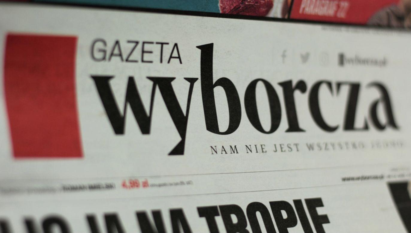 """W jednej z publikacji """"GW"""" R4S i Hofmana oskarżono o """"praktyki bliższe mafii"""