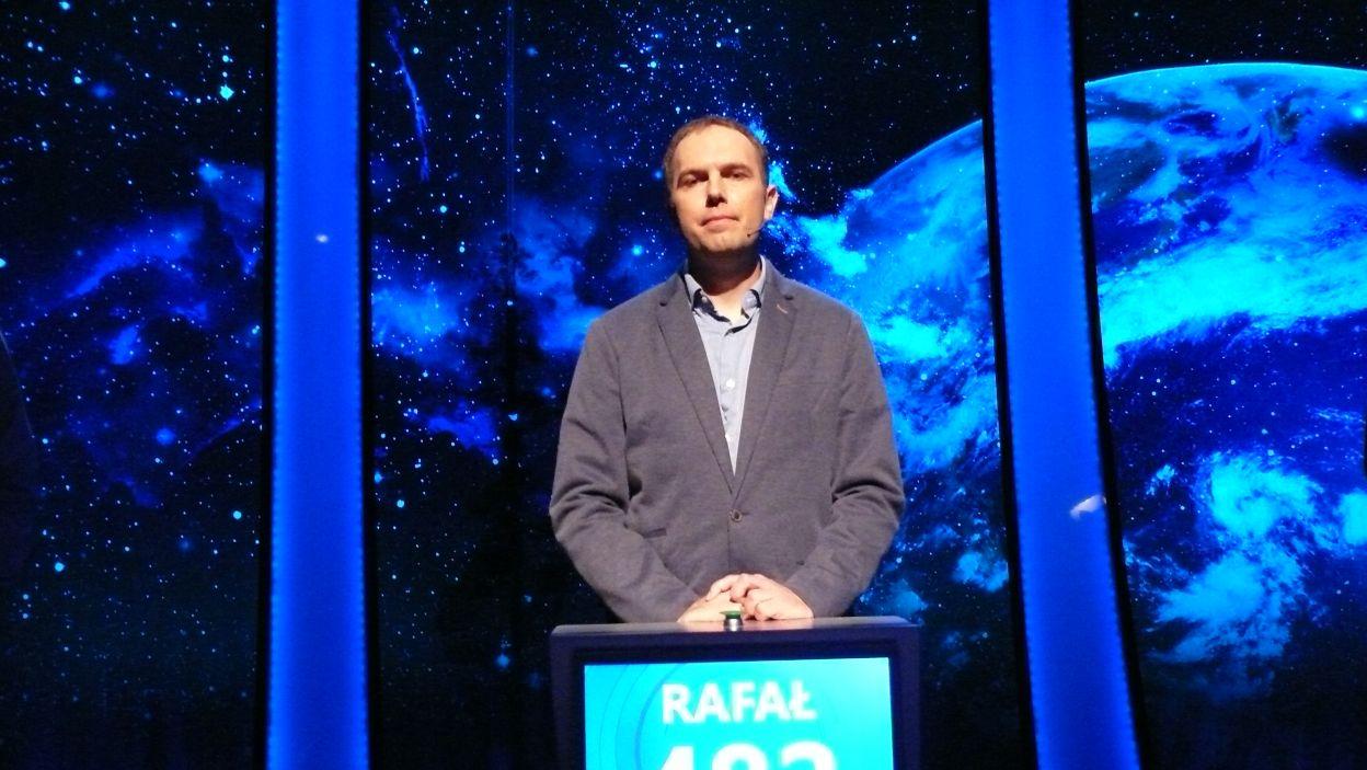 Rafał Olczyk - zwycięzca 7 odcinka 114 edycji