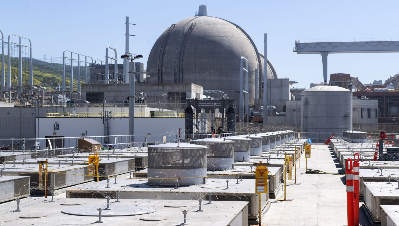 Ministerstwo Energii założyło uruchomienie pierwszego bloku jądrowego w 2033 roku (fot. Paul Bersebach/MediaNews Group/Orange County Register via Getty Images)