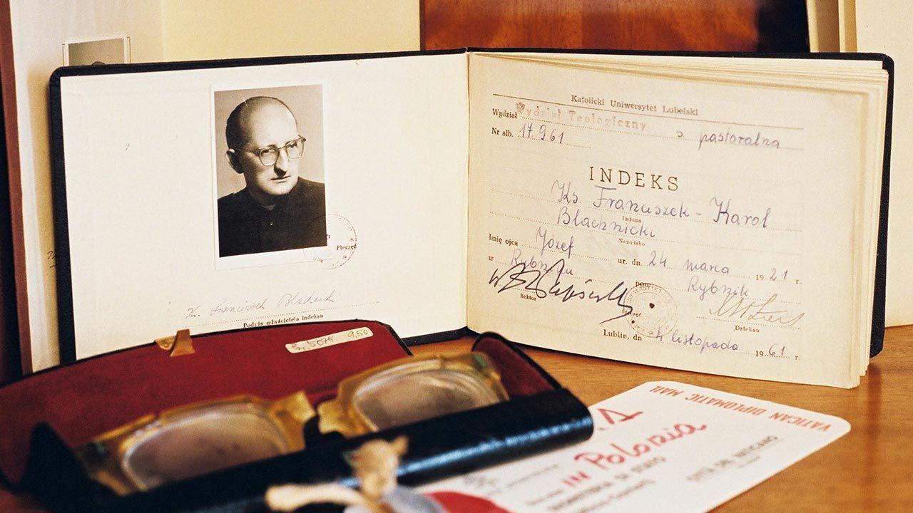 Ks. Blachnicki zmarł 27 lutego 1987 r. w Carlsbergu w RFN (fot. Forum/Krzysztof Raczynski)