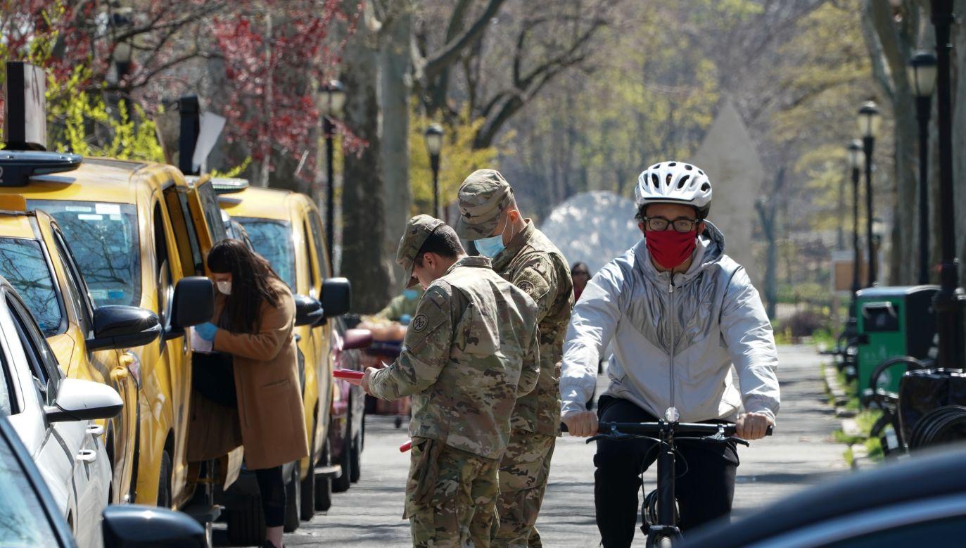 Najgorsza sytuacja panuje m.in. w Arizonie (fot. Reuters)