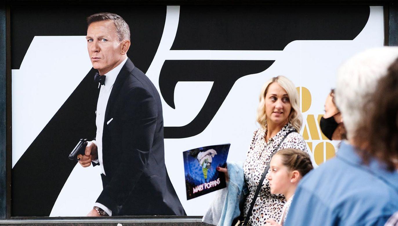 Producentka filmu o Jamesie Bondzie zdradza szczegóły (fot. Matthew Chattle/Barcroft Media via Getty Images)