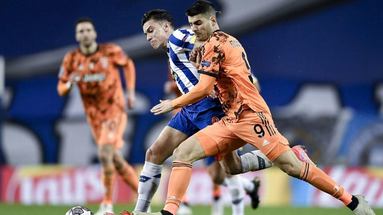 Liga Mistrzów. Alvaro Morata zemdlał w szatni Juventusu po meczu z FC Porto (sport.tvp.pl)
