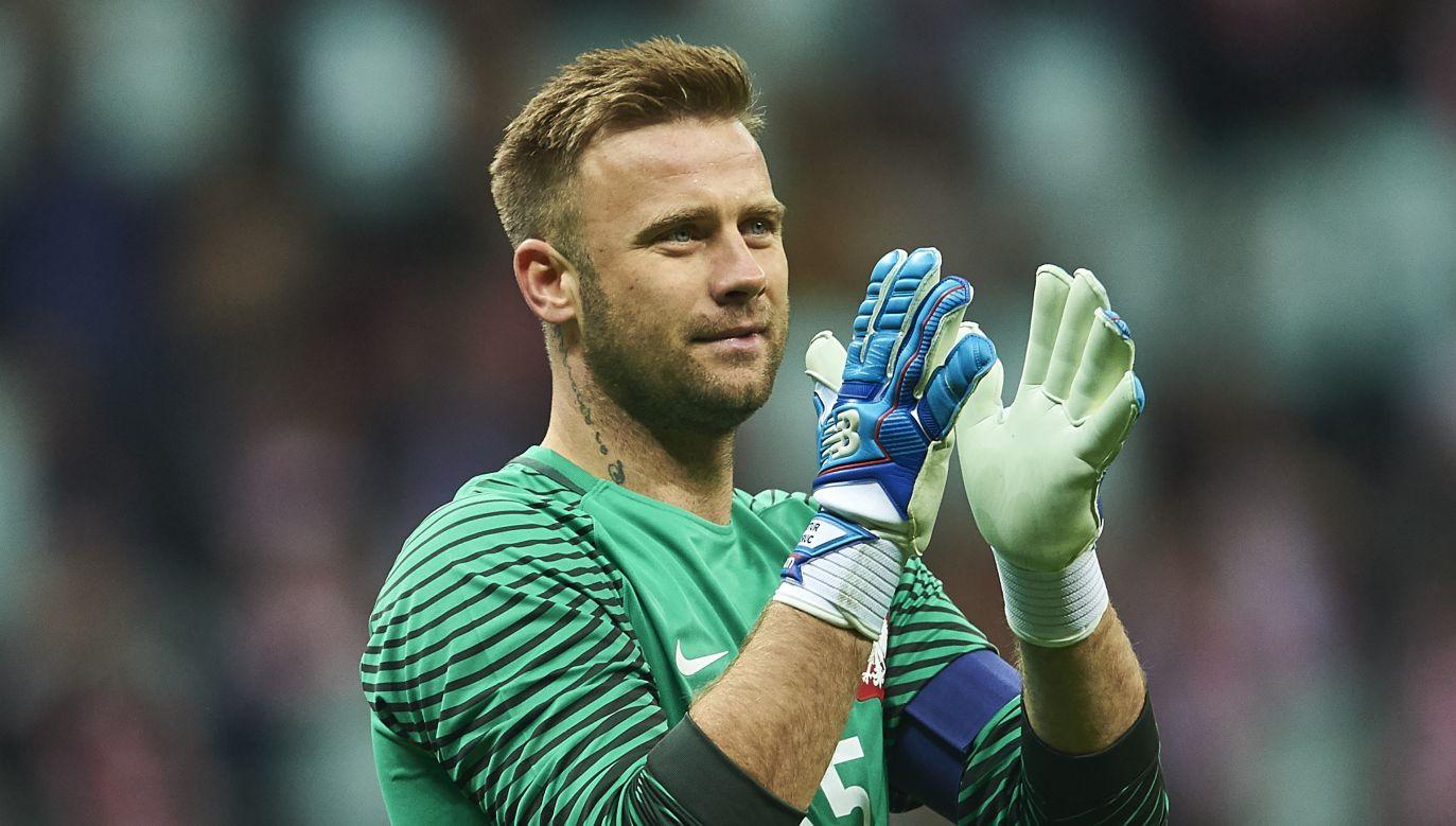 Artur Boruc jest bardzo bliski powrotu do Legii Warszawa (fot. Getty Images)