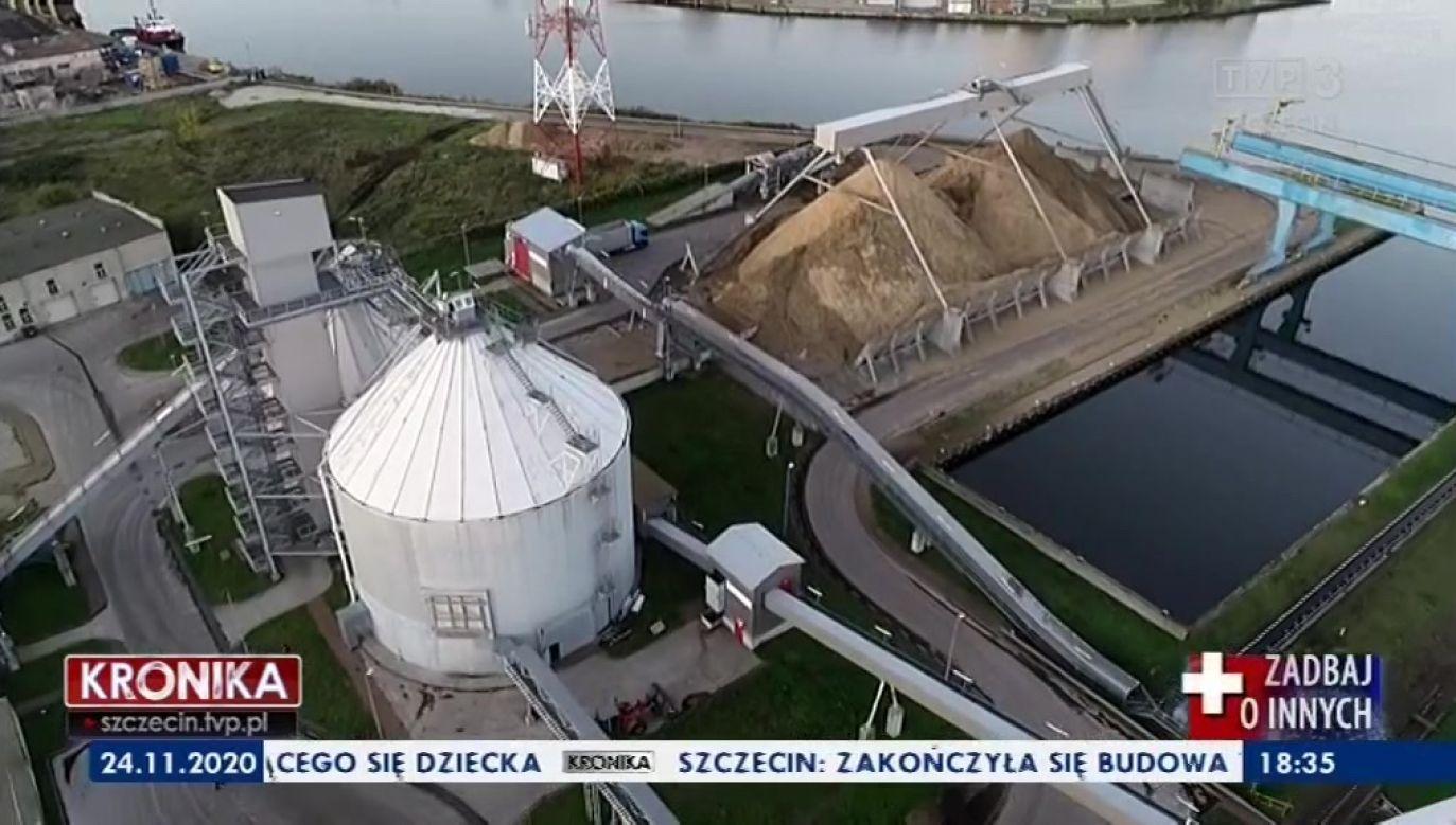 Radni PiS mówią o działaniu na szkodę polskiej racji stanu (fot. TVP3)