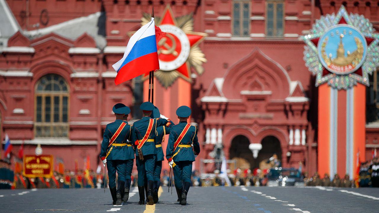 Po aneksji Krymu Kreml nasilił propagandę skierowaną przeciwko Unii Europejskiej (fot. REUTERS/Sergei Karpukhin)