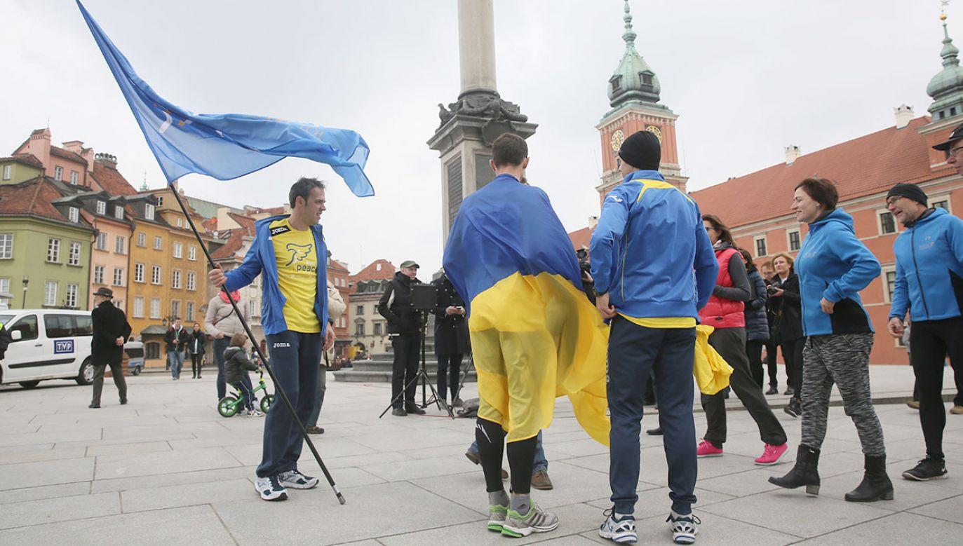 Ponad 57 proc. pracowników z Ukrainy planuje w najbliższym czasie ponownie przyjechać do Polski do pracy (fot. arch.PAP/Tomasz Gzell)