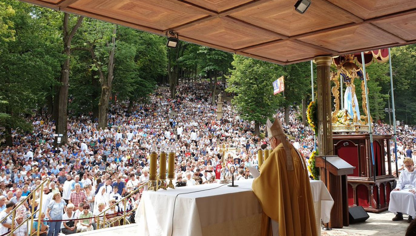 Uroczystości odbywają się niemal od 400 lat (fot. TT/Sankt_Kalwaria)