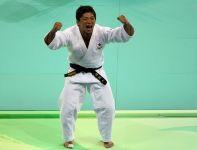 Masato Uchishiba był najlepszy w kategorii do 66 kg (fot. Getty Images)