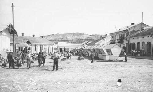 Fragment miasta (1938) Fot. NAC/Henryk Poddębski