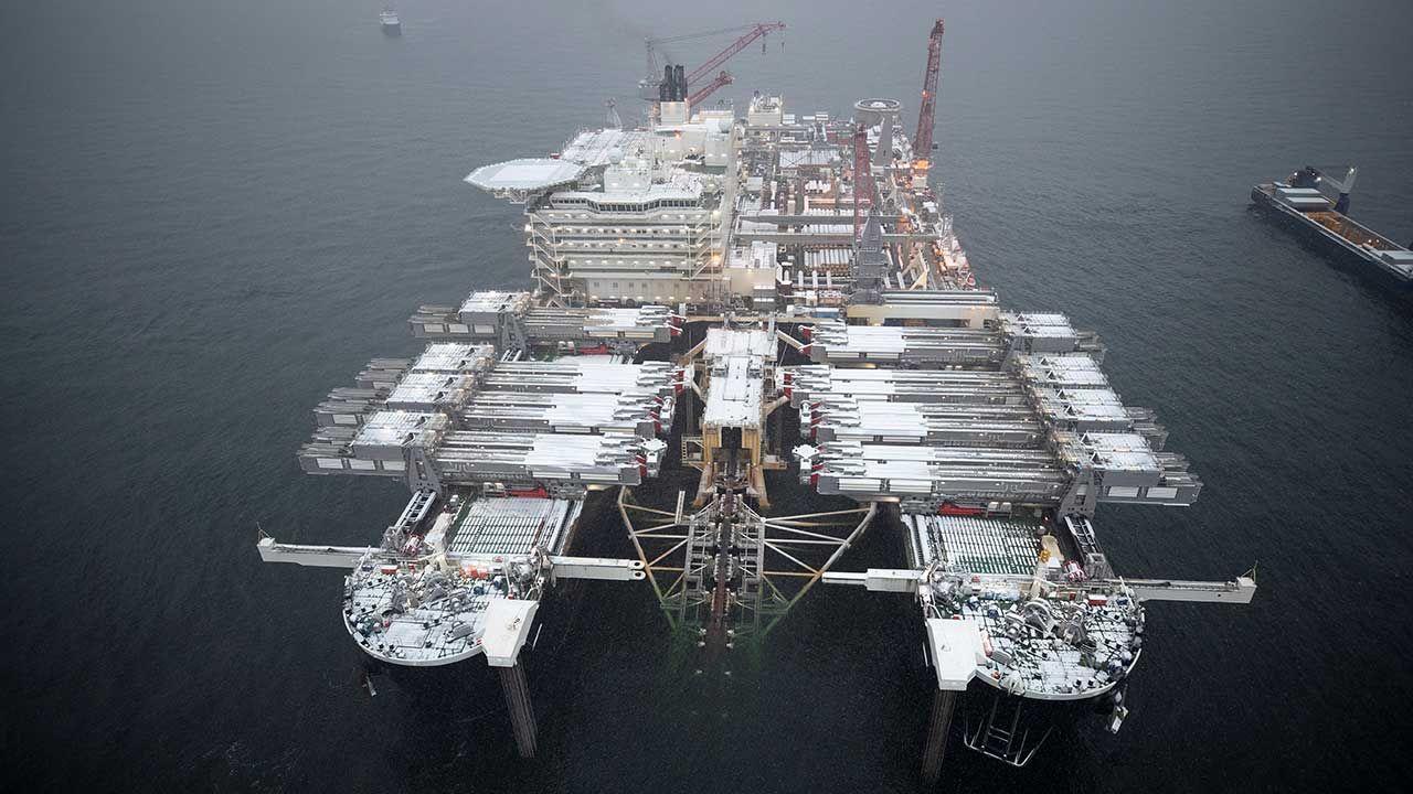 Rosjanie liczą na wybudowanie Nord Stream 2 do końca tego roku  (fot. REUTERS/Axel Schmidt)