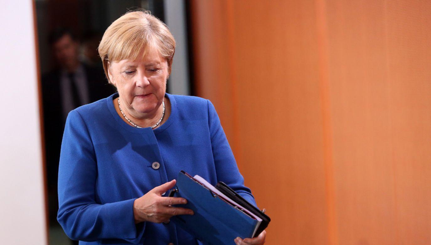 Niemiecka gospodarka znaczaco spowolniła w ostatnich latach (fot. Adam Berry/Getty Images)