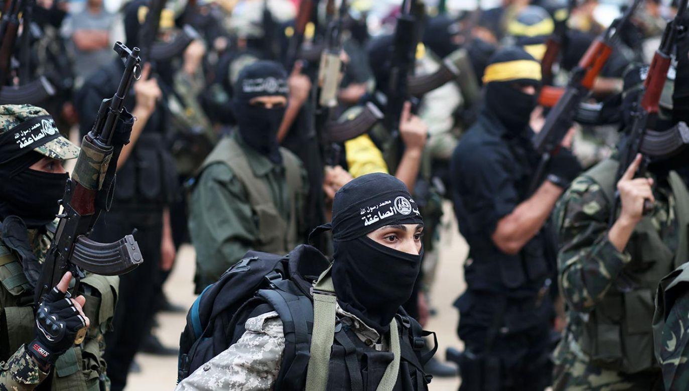 Pandemia koronawirusa nie wpłynęła pozytywnie na w zasadzie żaden z bliskowschodnich konfliktów (fot. Majdi Fathi/NurPhoto via Getty Images)