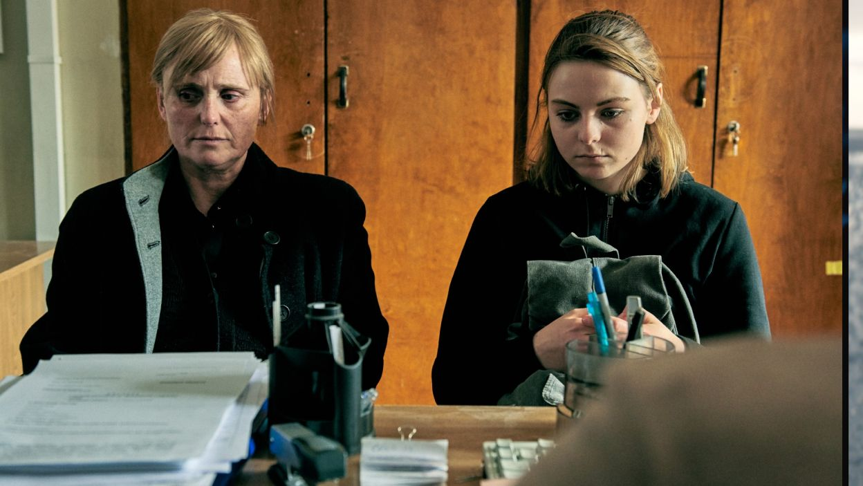 Obok Zofii Stafiej w filmie zobaczymy m.in. Kingę Preis (fot. materiały prasowe)