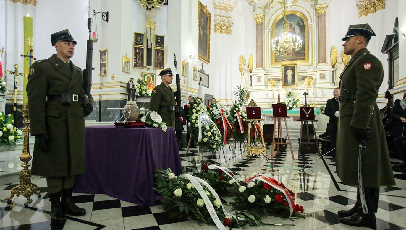 Izabella Galicka zmarła 1 listopada. Miała 88 lat (fot. PAP/Mateusz Marek)