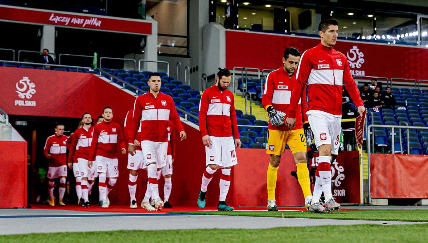 Przyszły rok będzie czasem wielkich wyzwań dla reprezentacji Polski (fot. Laurens Lindhout/Soccrates/Getty Images)