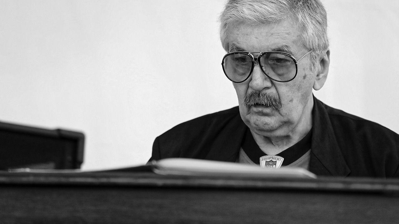 Nie żyje Wojciech Karolak (fot. PAP/Tomasz Gzell)