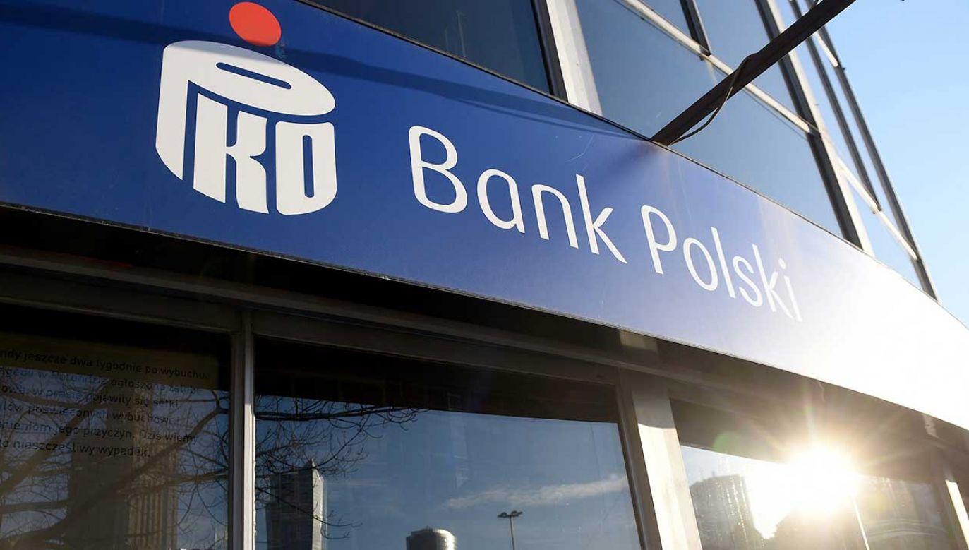 Dane dotyczące długu publicznego skomentował główny ekonomista PKO BP (fot. arch. PAP/Radek Pietruszka)