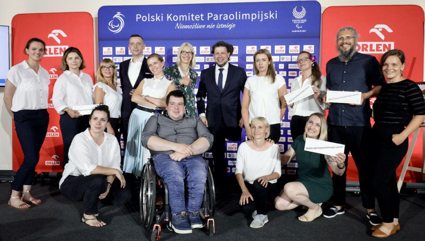 Polskęreprezentować będzie 89 sportowców (fot. PAP/Paweł Supernak)
