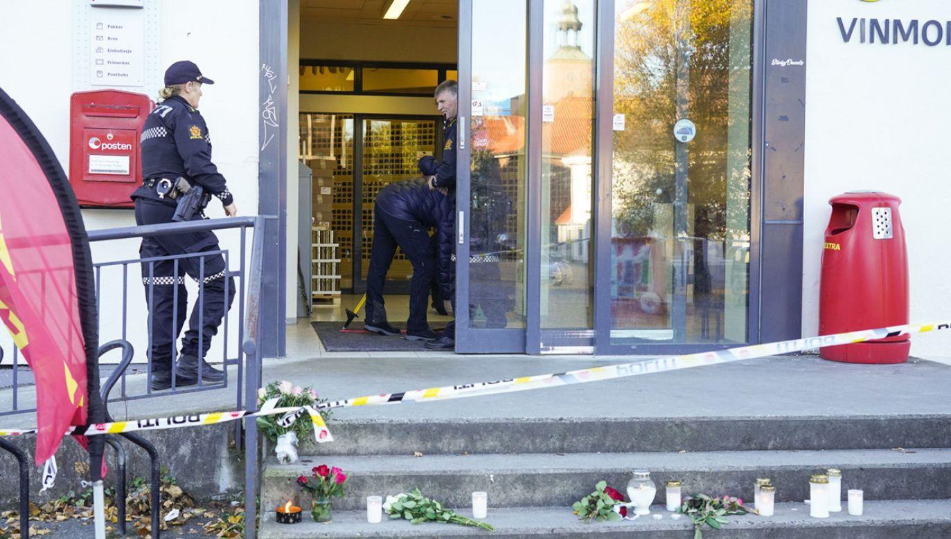 Zamachowiec z Norwegii przeszedł na islam (fot. PAP/EPA/TERJE PEDERSEN)