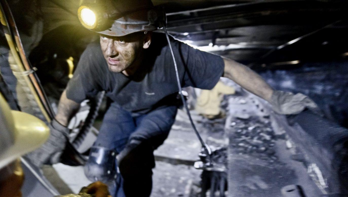Pierwszy raz w polskim górnictwie zostanie wykorzystany internet rzeczy (fot. arch.PAP/Wojciech Pacewicz, zdjęcie ilustracyjne)