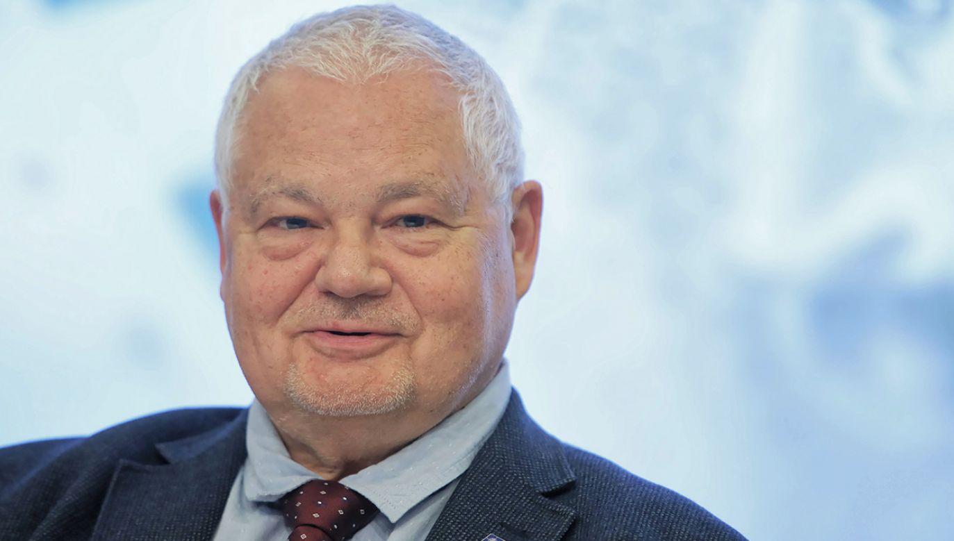 W ocenie Adama Glapińskiego jest akceptacja dla wyższych nominałów (fot. PAP/Leszek Szymański)